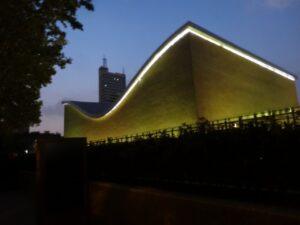 上海交響楽団音楽庁(ホール)