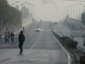 上海市の陸橋