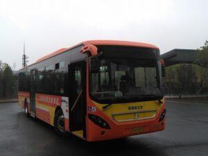 上海ディズニーリゾートのバス