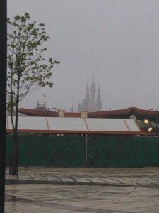 上海ディズニーのシンデレラ城