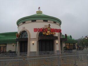 上海ディズニーのショップ
