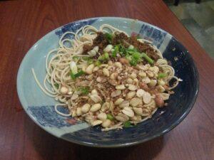 蜀巷の担担麺