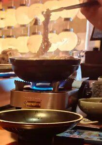 一人用鍋定食